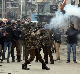 Jammu and Kashmir: 4 Indian forces, 1 civilian killed