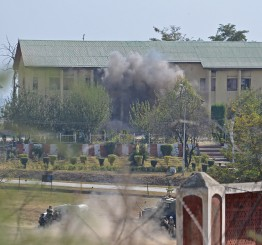 Jammu & Kashmir: Four killed in fierce gun battle