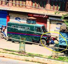 Jammu and Kashmir: Indian forces kill 3 suspected militants in Kashmir, mows down a protester