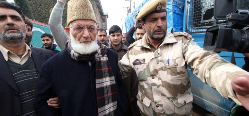 Jammu & Kashmir: Hundreds detained, one shot dead, during Modi visit