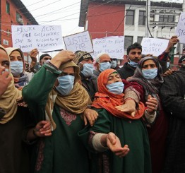 Human Rights Watch blames India of targeting minorities