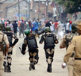 Jammu & Kashmir: Civilian killed in pro-independence rallies