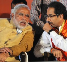 India: Sena's 'Saamna' sings paeans to Modi