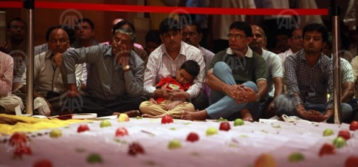 India: Temple stampede kills 11 in eastern India