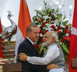 Turkey, India boost cooperation in fighting terrorism