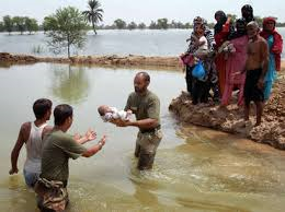 India-Pakistan flood death toll reaches 400