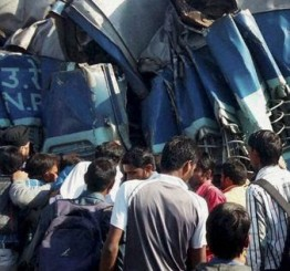 India: 15 dead, 150 injured in UP train accident