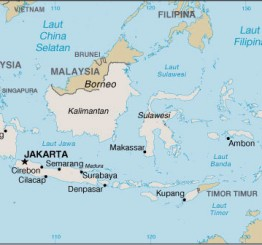 Indonesia: 20 rescued, 2 dead after boat sinks