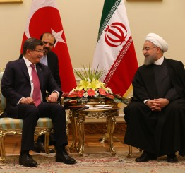 Iran: Turkey, Iran agree on Syria's territorial integrity