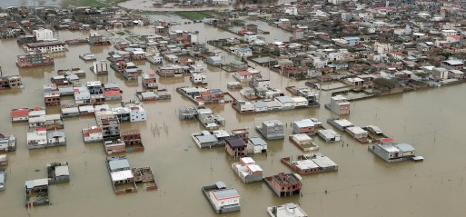 Iran: Death toll from flooding rises to 62 as US hinders aid