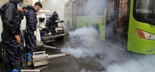 US sanctions impede Iran's fight against coronavirus