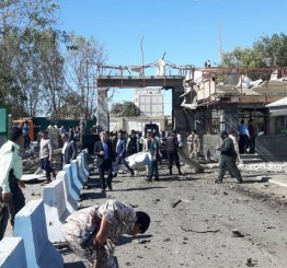 Iran: Suicide bombing kills 2 in southeastern Iran