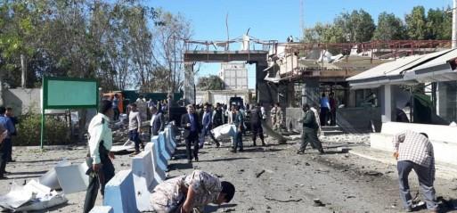 Iran: Suicide bombing kills 2 in southeastern Iran
