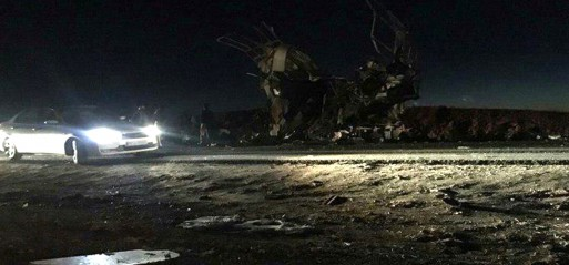 Iran: 27 Revolutionary Guards killed in suicide bombing