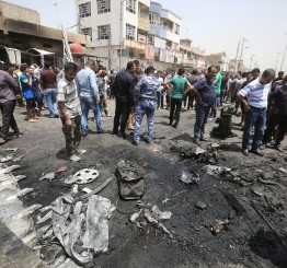 Iraq: Daesh car-bombs kill 90 across Baghdad