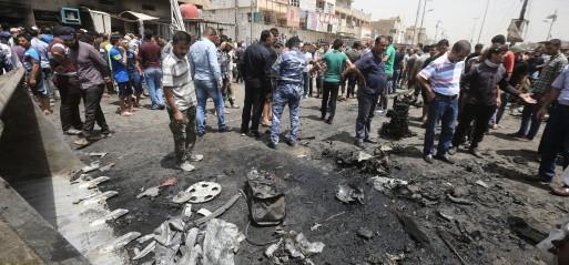 Iraq: Daesh car-bombs kill 90 across Baghdad