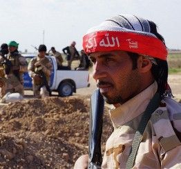 Iraq: Shia Muslim militia hands over parts of Tikrit to Iraqi army