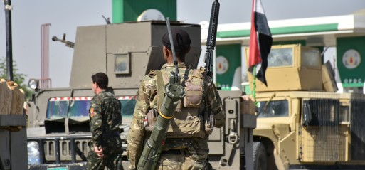 Iraqi forces take control of town in Mosul