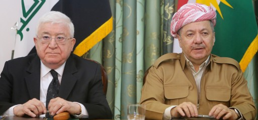 Iraqi military launched operation in Kirkuk