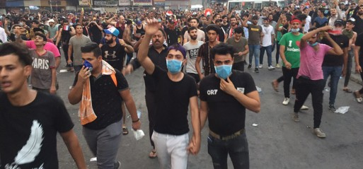 Iraq: Death toll from protests climbs to 12