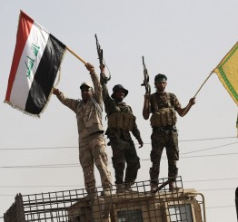 Iraqi forces uncover mass grave in Daesh-held Fallujah