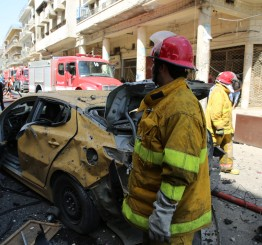 Iraq: Multiple suicide attacks leave dozens dead