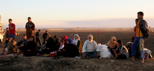 Iraq: 4,500 Iraqis flee Mosul amid offensive