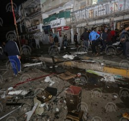 Iraq: Bomb blast in Baghdad market kills 11, injures 15