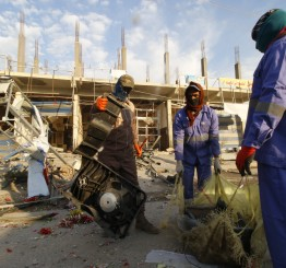 Iraq: 5 people killed in Baghdad blasts