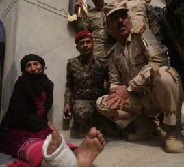 Iraq: 7 killed, 19 injured in bomb blasts around Baghdad