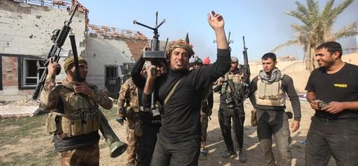 Iraqi forces retake control of Ramadi city from Daesh