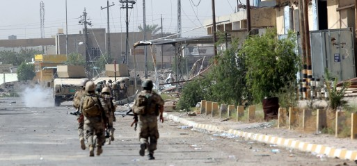 Iraq: 600 families flee as fighting rages in N Iraq