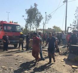 Iraq: Suicide attack at football stadium in Iskandariya kills 30