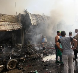 Iraq: Seven dead, 31 injured in bomb attack