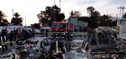Iraq car bombing kills 12 in Baghdad near Sadr city