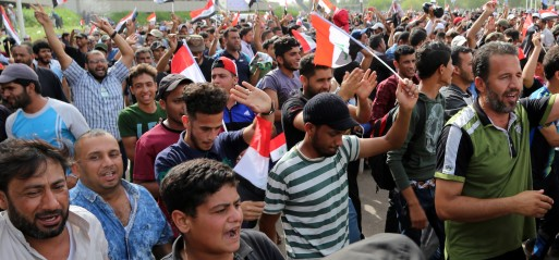 Iraq: Sadrists withdraw from Baghdad's Green Zone