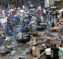 Iraq: Series of attacks hit Baghdad, Karbala, killing many