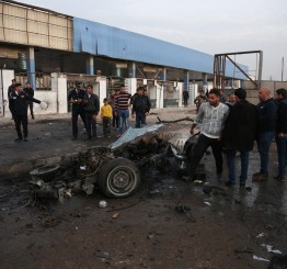 Iraq: Massive suicide bombing kills 14 in Iraq's Mosul