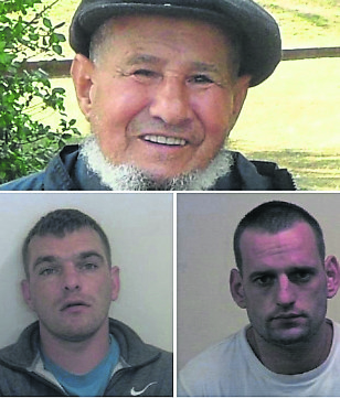 Islamophobes jailed for 46 years for murder of pensioner