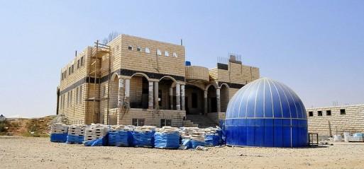 Israel demolishes mosque in Negev Desert village