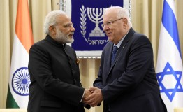 India: Israeli prime minister to meet business people, Bollywood bigwigs