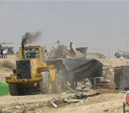Israel: Demolitions displace 4 Bedouin families in Negev
