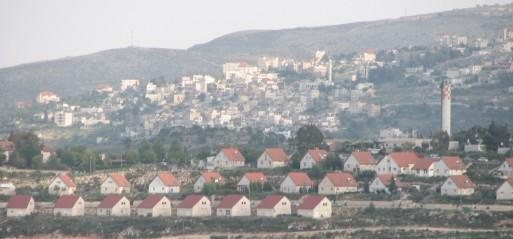 Israel slammed over plans to build 300 illegal homes
