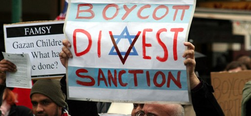 Ban on Israel boycotts contradicts UK Foreign Office rules