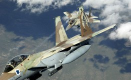 Syria: Israeli warplanes strike targets in Syria