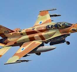 Israeli warplanes strike targets in Syria from Lebanon