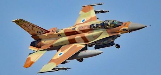 Israeli warplanes strike targets in Syria from Lebanon