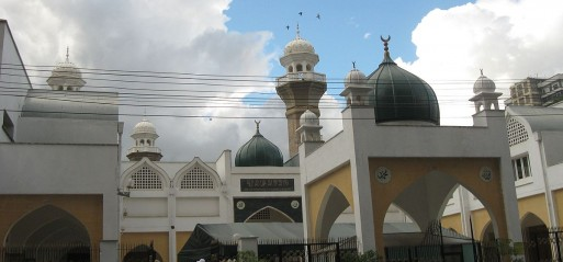 Kenya's Grand Mosque hosts people of all faiths