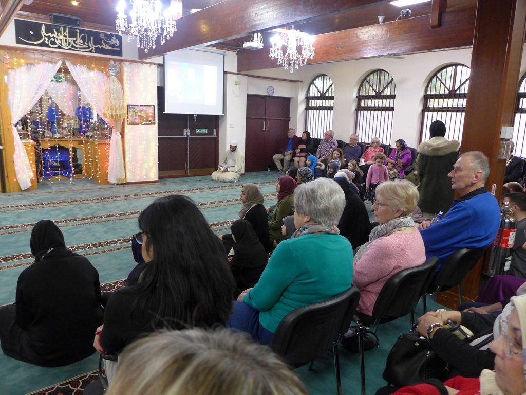 milton keynes muslim The commander of the faithful ali ibn abi talib was born in the sacred house of allah in mecca on friday, the thirteenth day of the month of rajab, thirty years after the year of the elephant (c570.