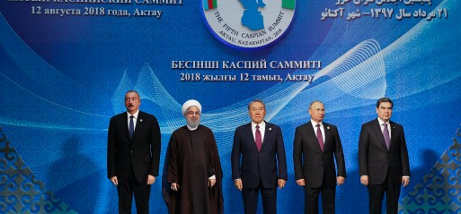 Kazakhstan: Littoral states agree on Caspian Sea status